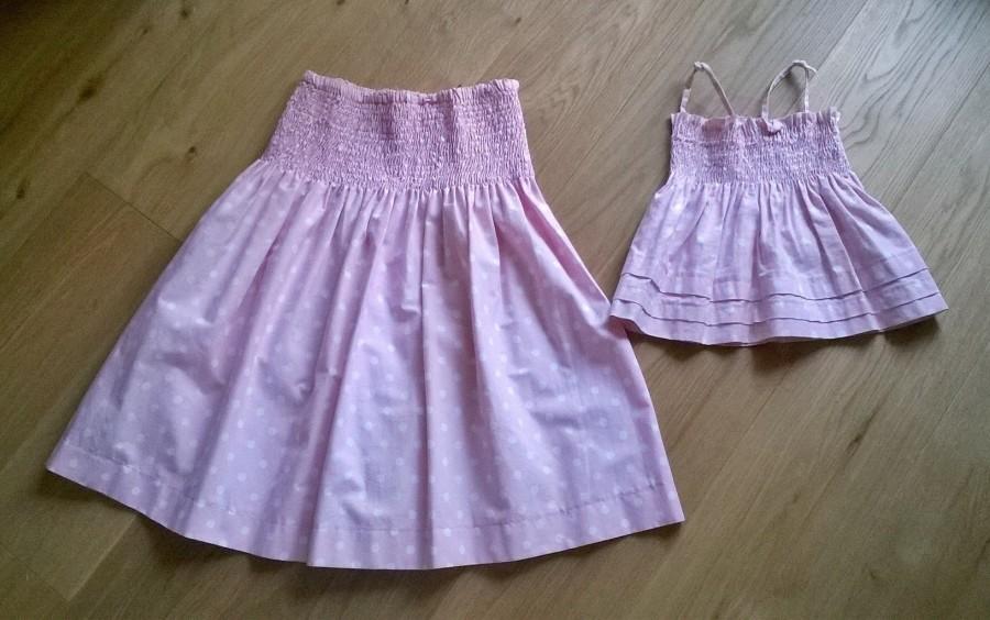 Come ottenere 3 diversi capi d'abbigliamento per vostra figlia, realizzandone 1solo
