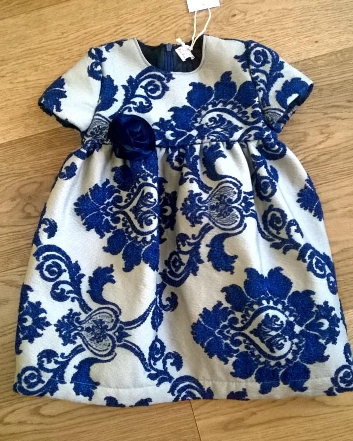 Un fiore blu
