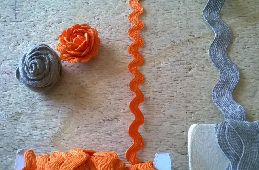 Come realizzare una rosellina con il nastroondulato